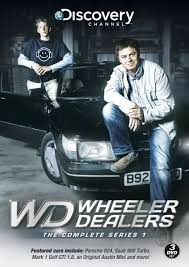 Watch Movie wheeler-dealers-season-10