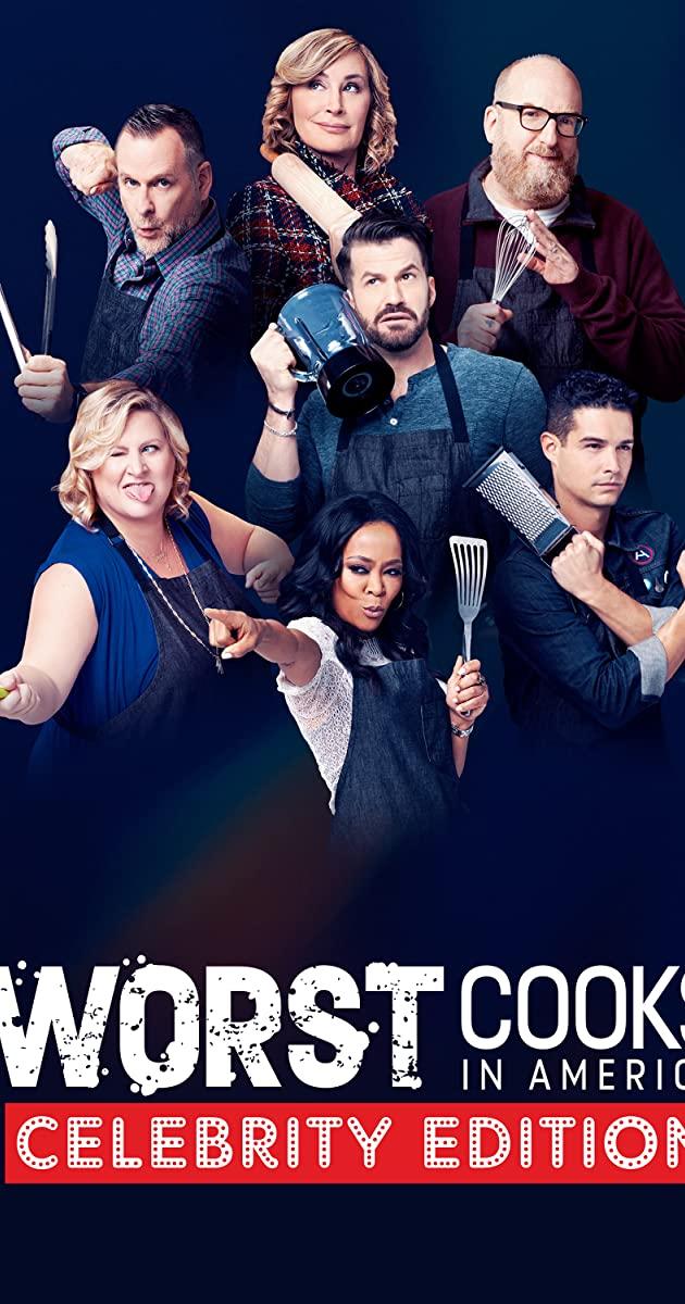 Worst Cooks in America - Season 21