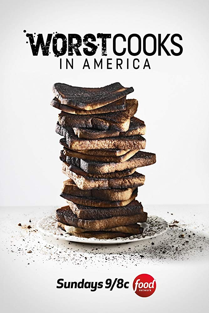 Worst Cooks in America - Season 8