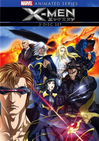Watch Movie x-men-anime-serie-season-1