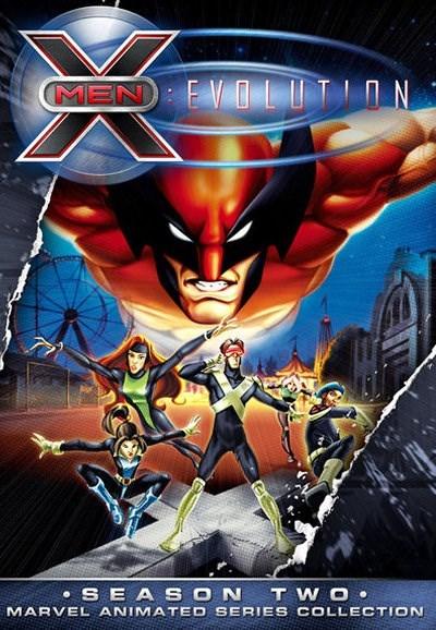 X-Men: Evolution - Season 3