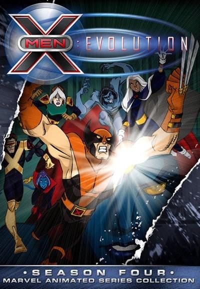 X-Men: Evolution - Season 4