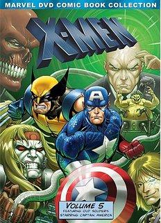 X-Men: The Animated Series - Season 2