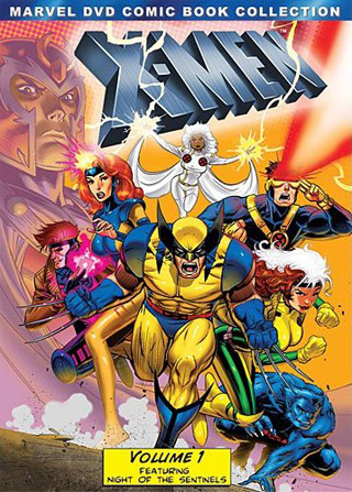 X-Men: The Animated Series - Season 5