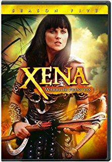 Xena: Warrior Princess - Season 4
