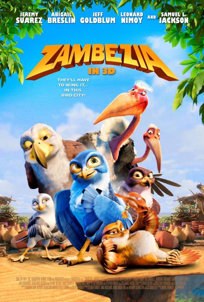 Watch Movie zambezia